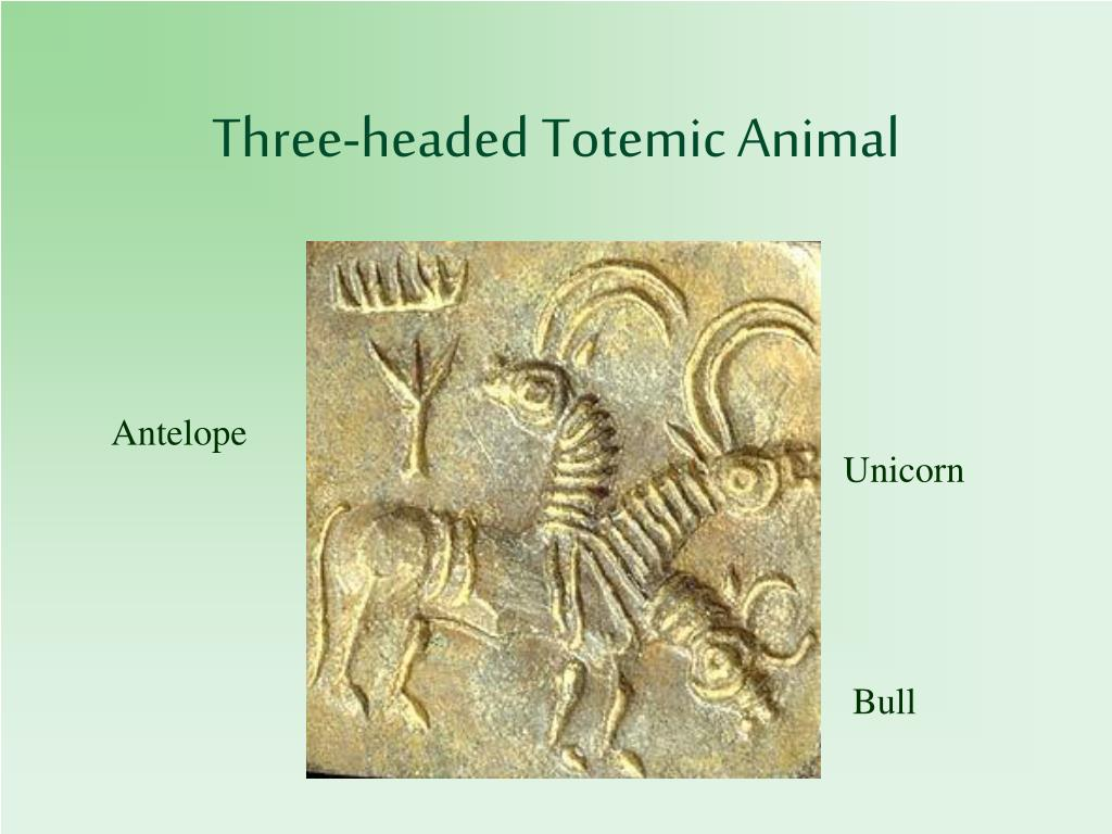 Three-headed Totemic Animal
