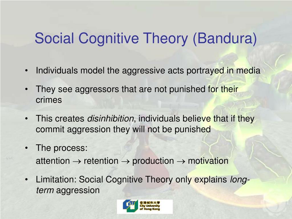 Social Cognitive Theory (Bandura)
