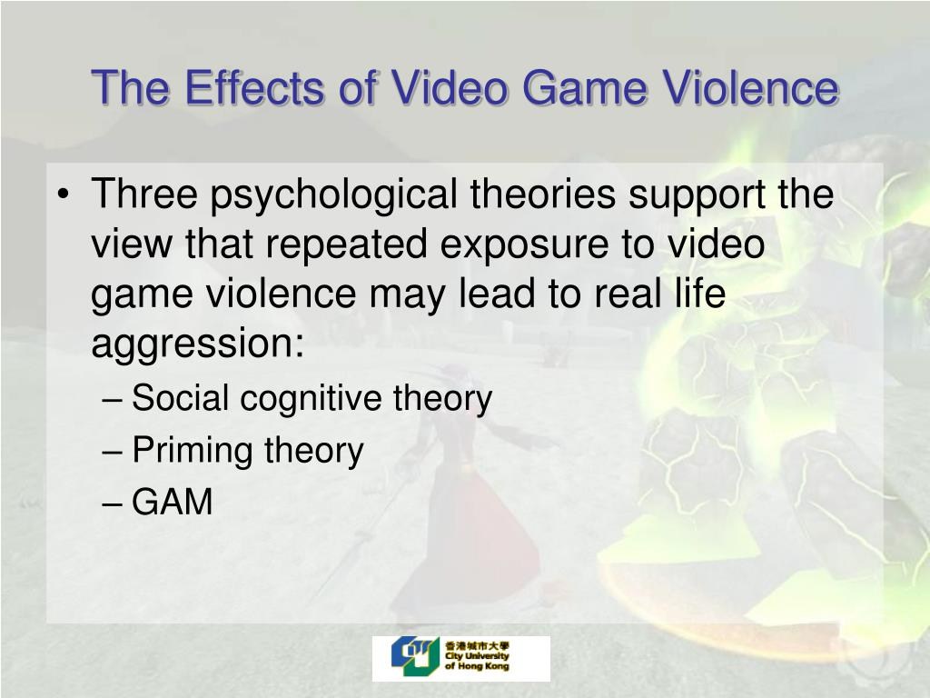 The Effects of Video Game Violence