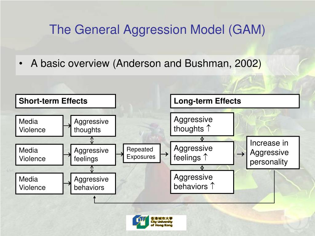 The General Aggression Model (GAM)