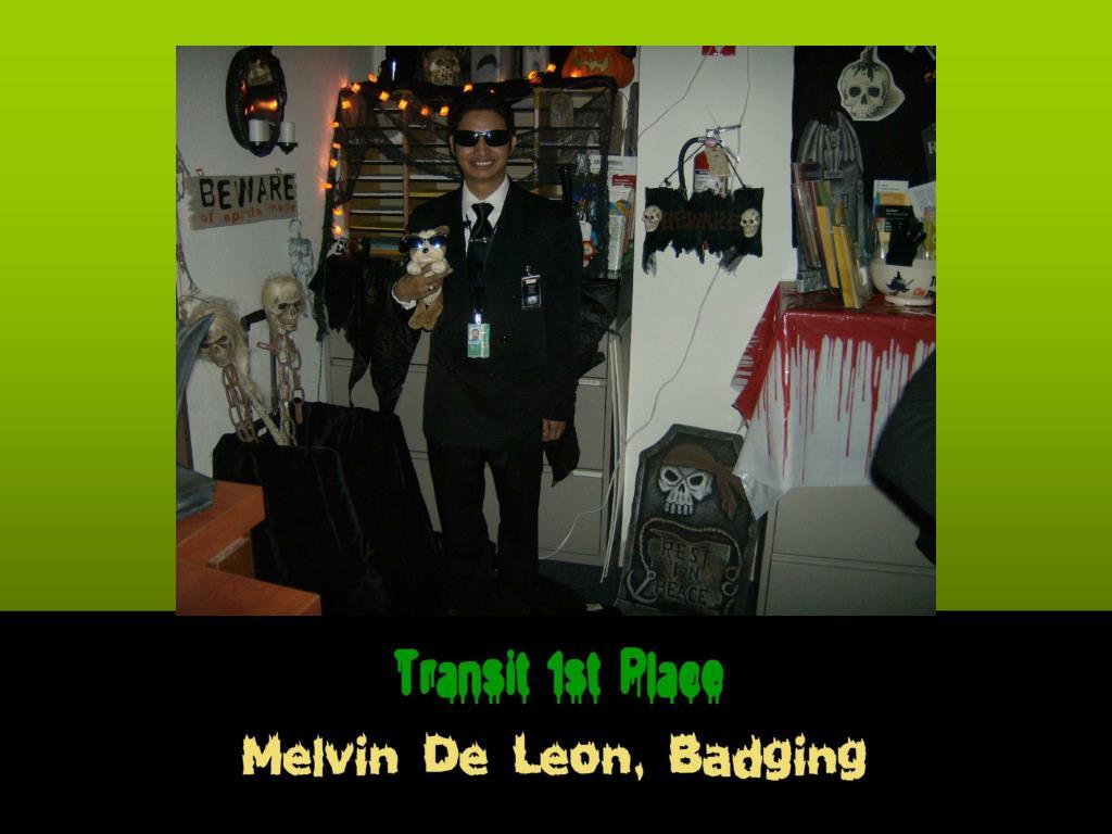 Melvin DeLeon