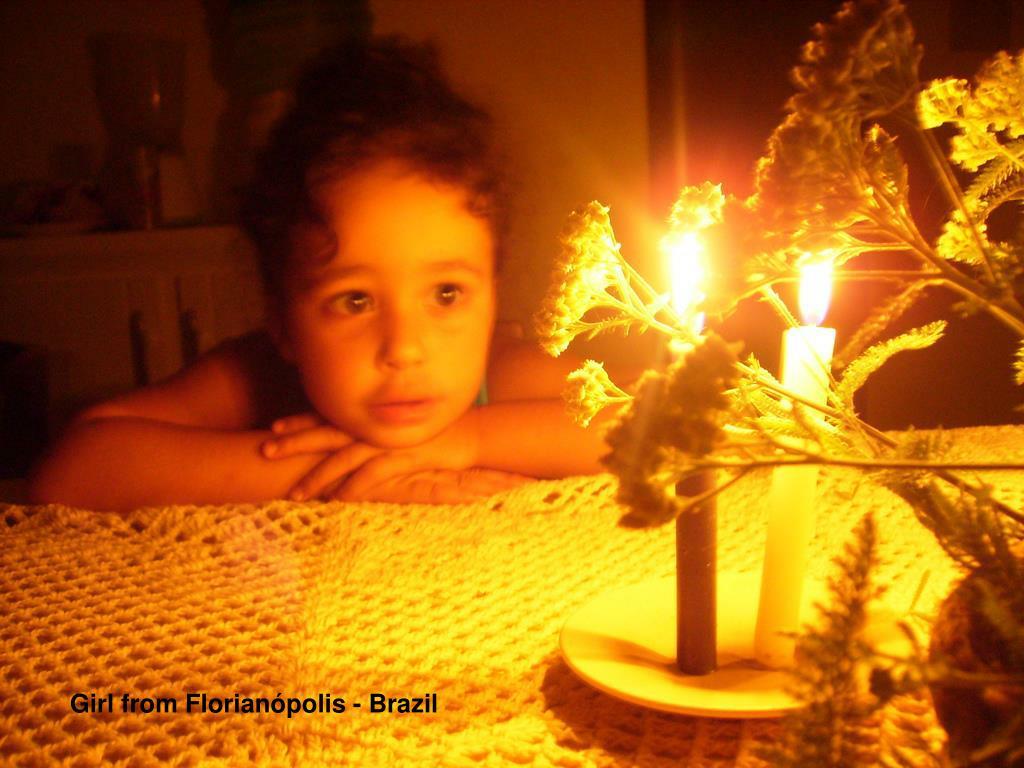 Girl from Florianópolis - Brazil