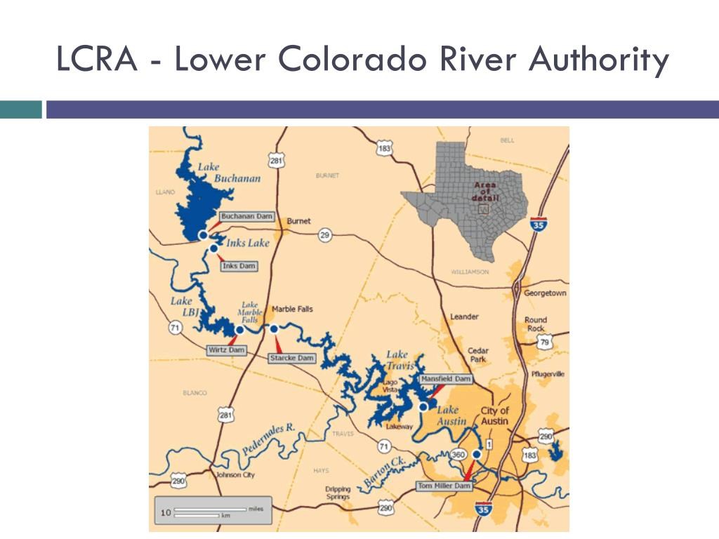 LCRA - Lower Colorado River Authority