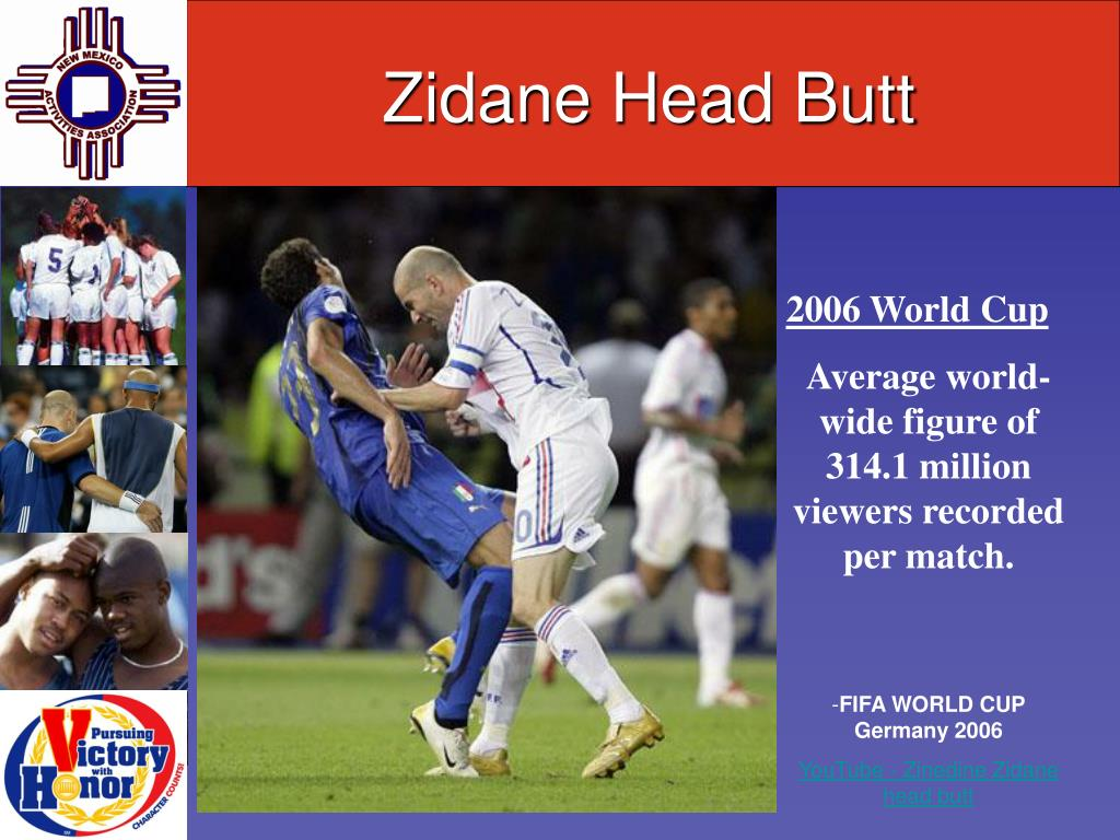 Zidane Head Butt