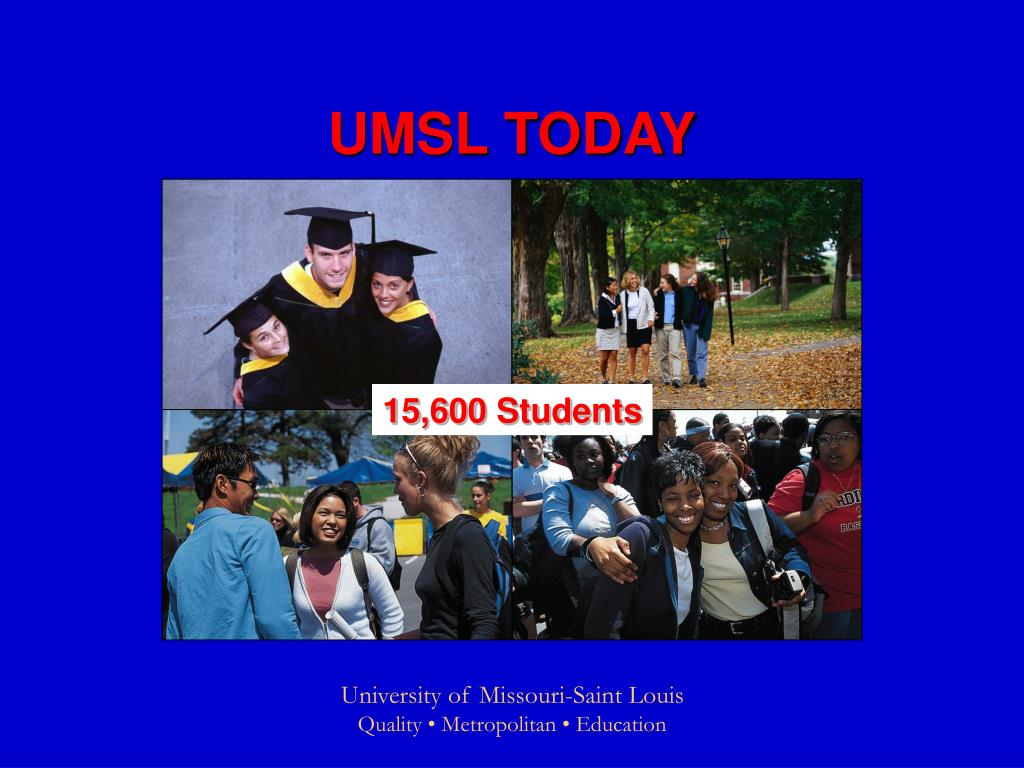 UMSL TODAY