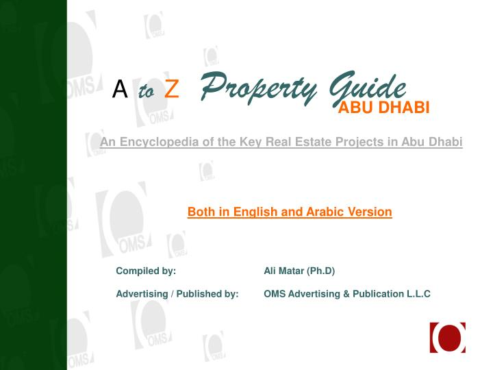 A to z property guide