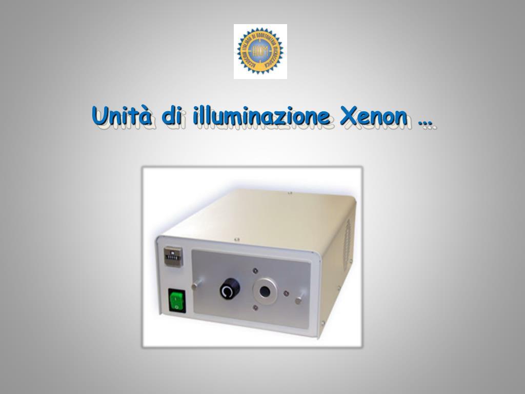 Unità di illuminazione