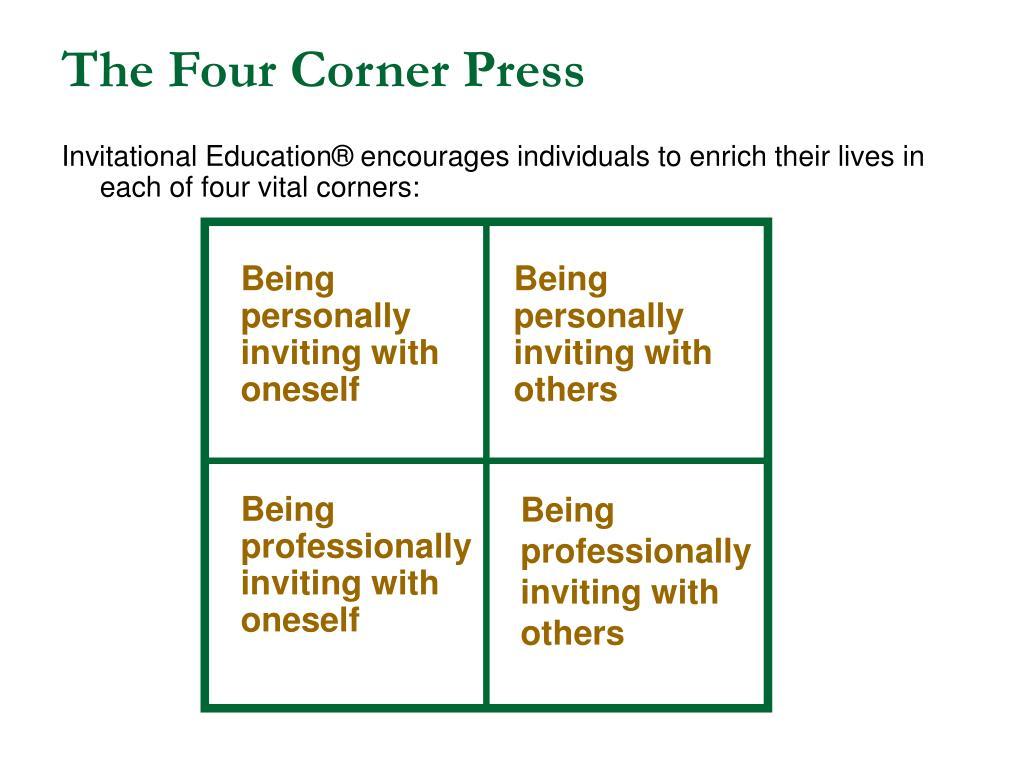 The Four Corner Press