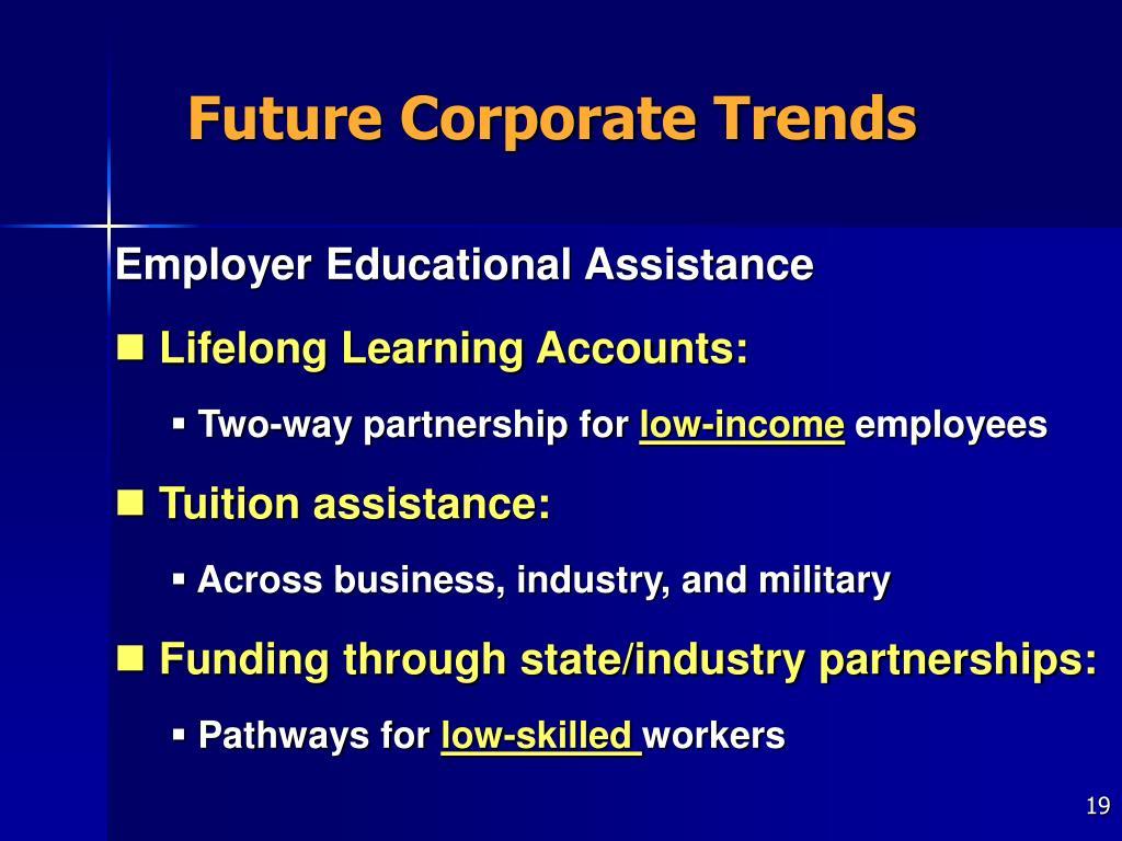 Future Corporate Trends