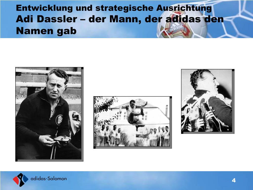 Entwicklung und strategische Ausrichtung