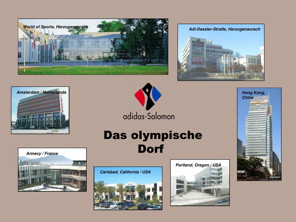 World of Sports, Herzogenaurach