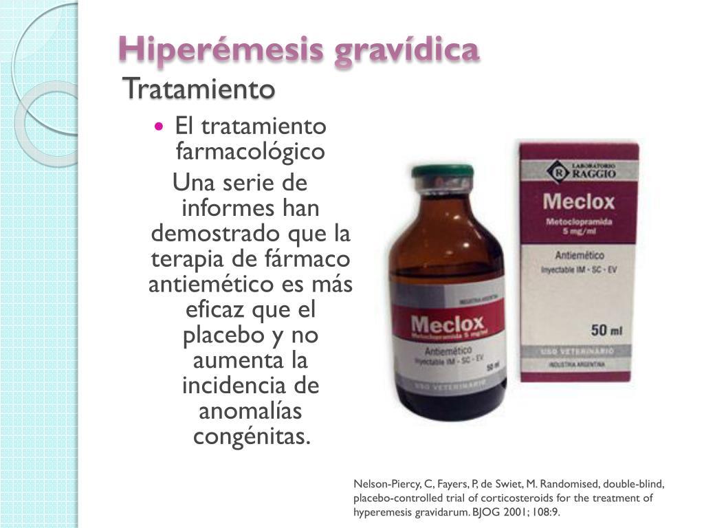 Hiperémesis gravídica