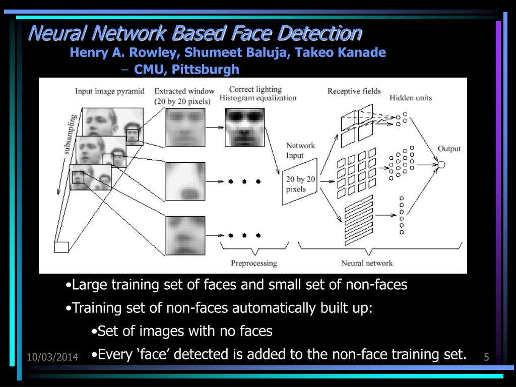 Neural Network Based Face Detection