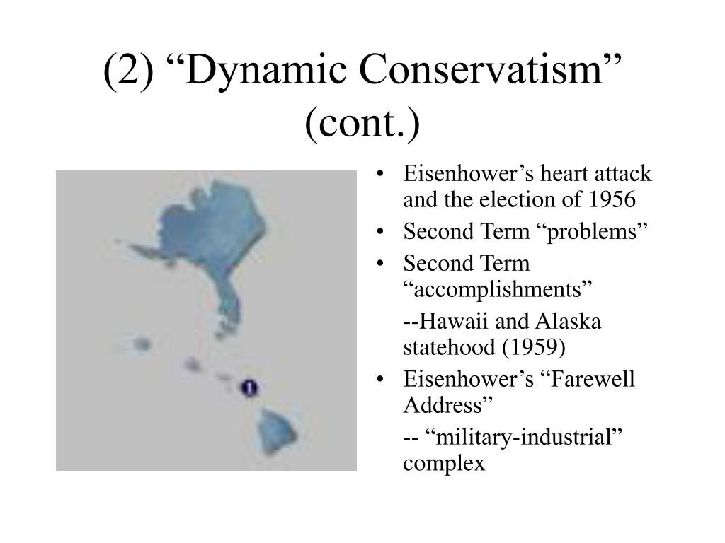 """(2) """"Dynamic Conservatism"""" (cont.)"""