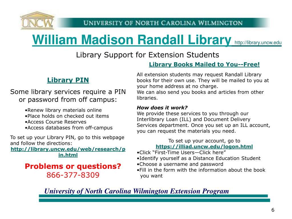 William Madison Randall Library