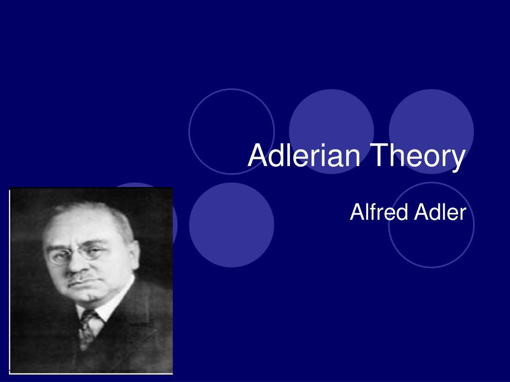 Adlerian Theory