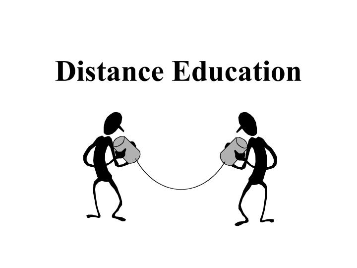 Distance education l.jpg