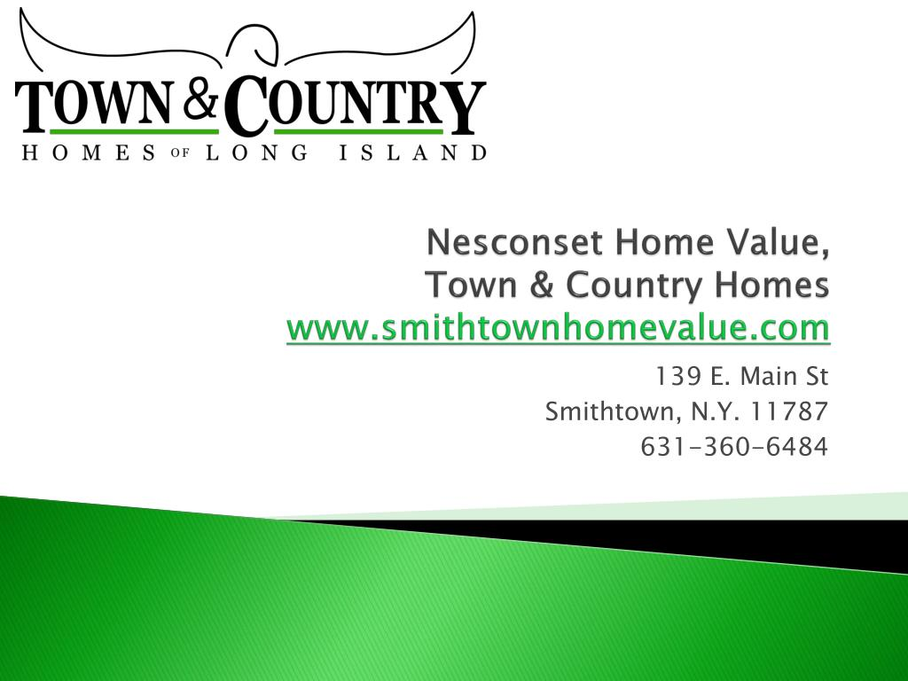 Nesconset Home Value,