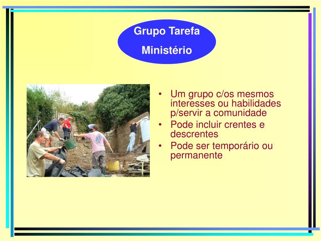 Grupo Tarefa