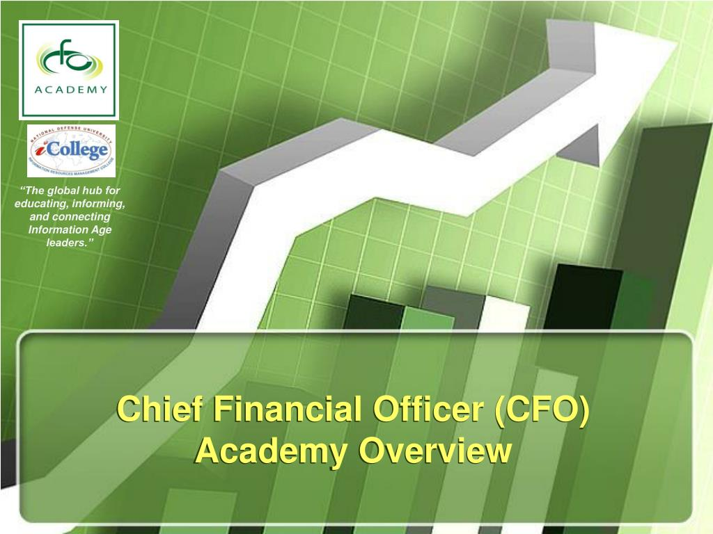 Ppt chief financial officer cfo academy overview powerpoint presentation id 186003 - Chief financial officer cfo ...