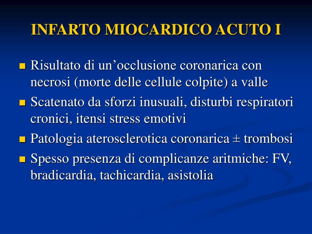 Corso di una spina dorsale soggetta osteochondrosis