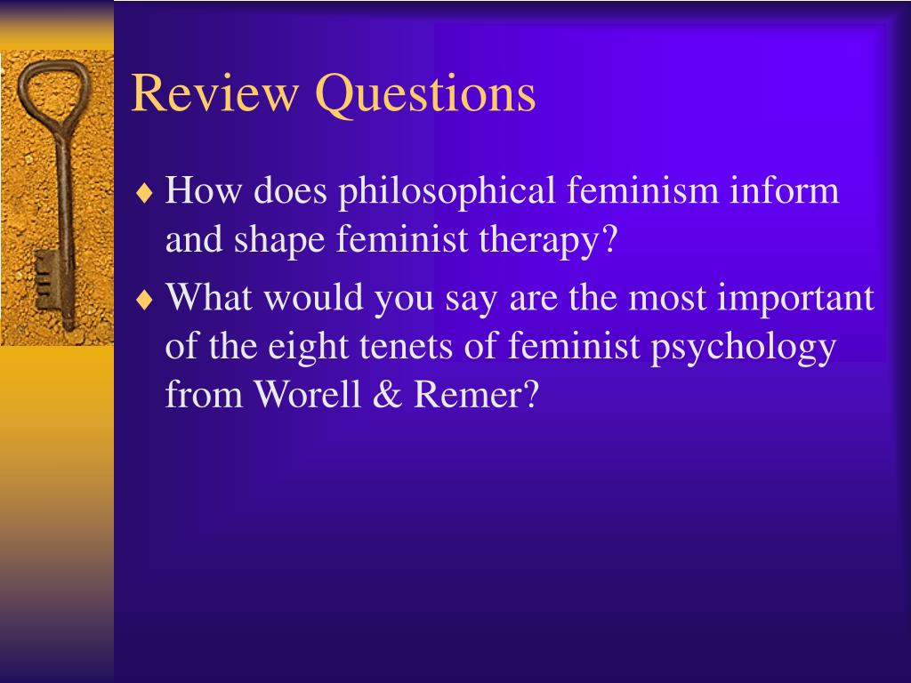comparing person centred therapy and feminist Commerce adlerian therapy compare with person-centered therapy 2 adlerian therapy and person-centered therapy are two important , feminist therapy.