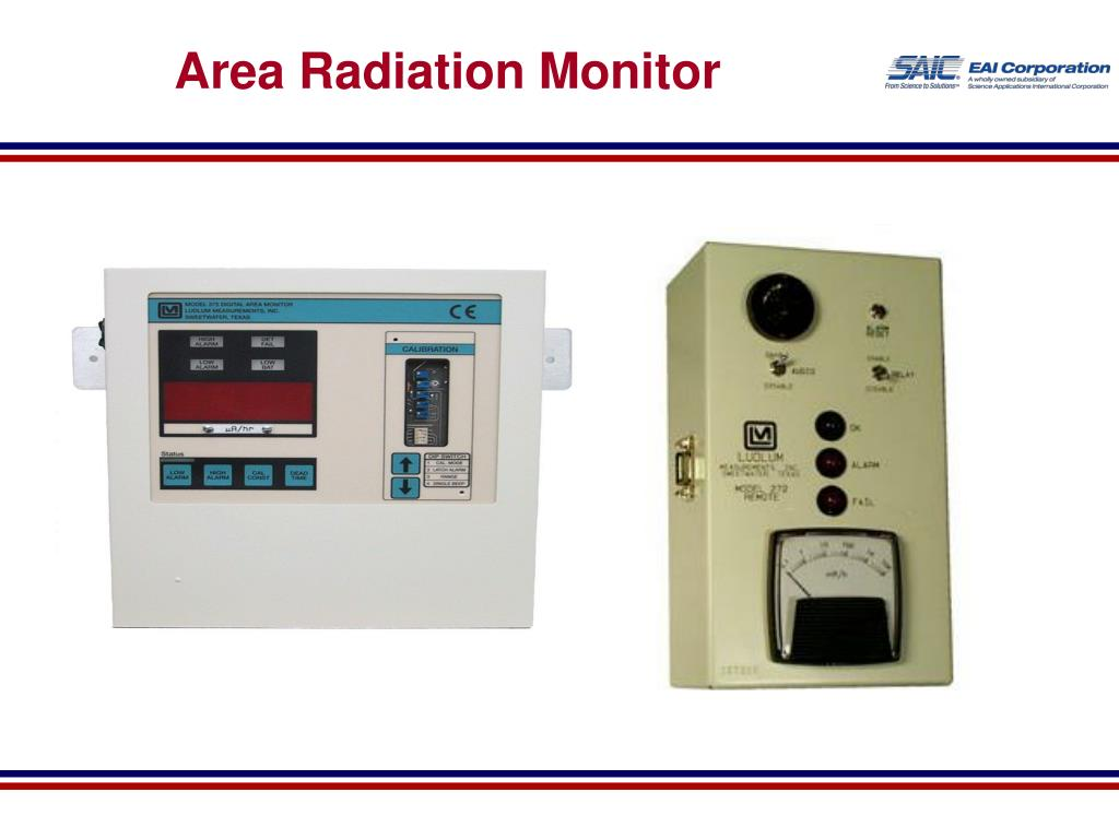 Area Radiation Monitor