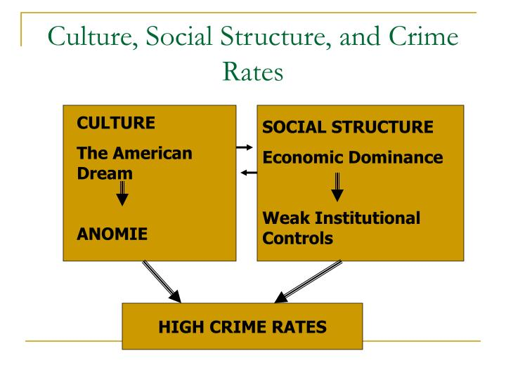 """culture crime and culpability perspectives on The functionalist perspective on deviance  functions of crime: this is a short clip from the """"functions of crime"""" segment of their new seven-part dvd """"short cuts to sociology:  subculture: a portion of a culture distinguished from the larger society around it by its customs or other features."""