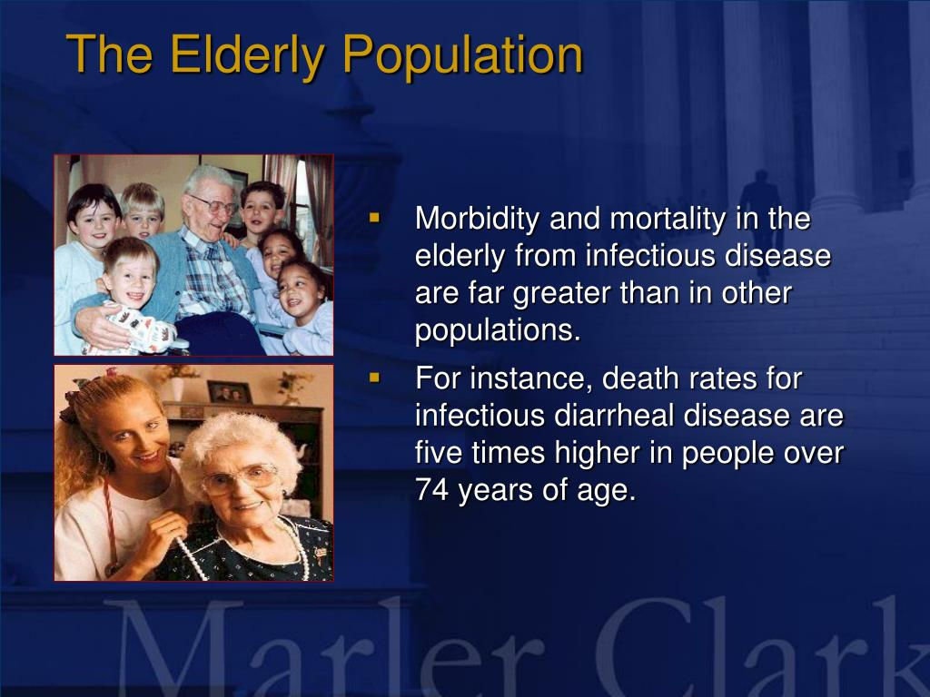 The Elderly Population