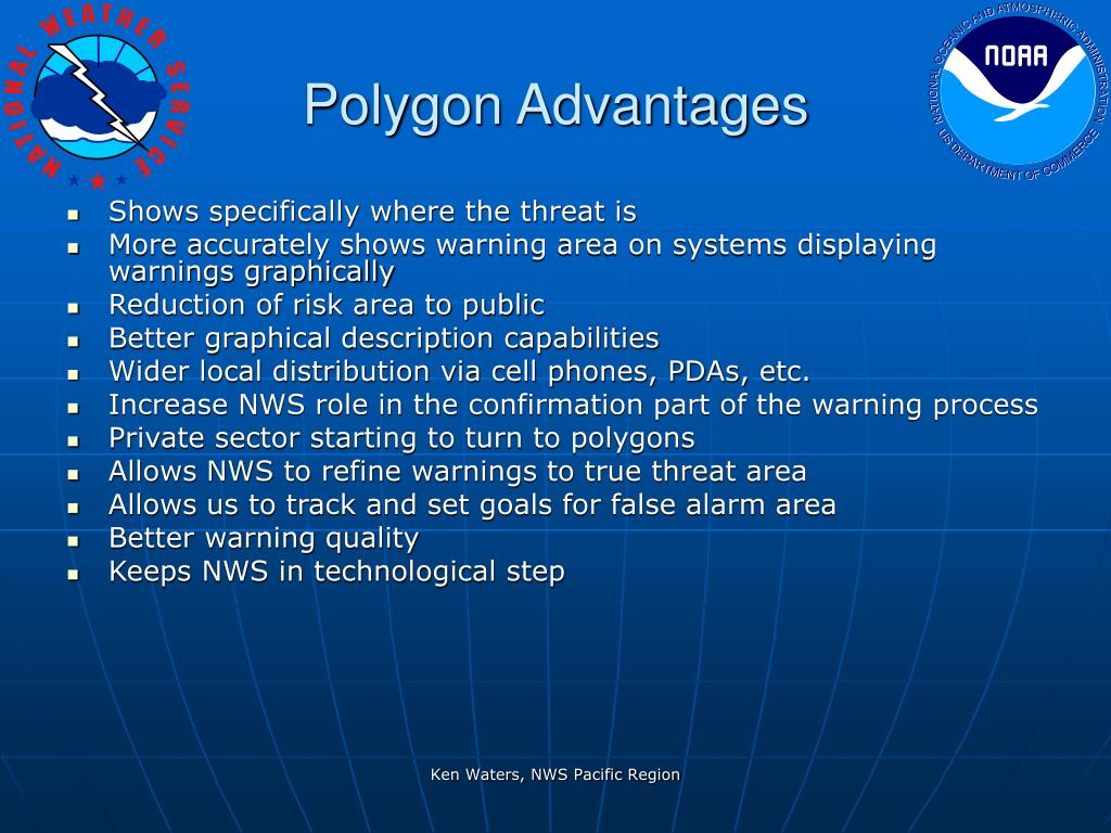 Polygon Advantages
