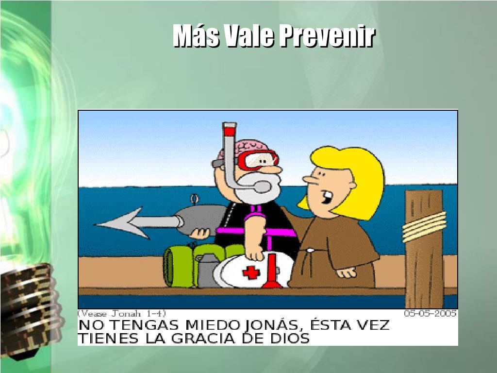 Más Vale Prevenir
