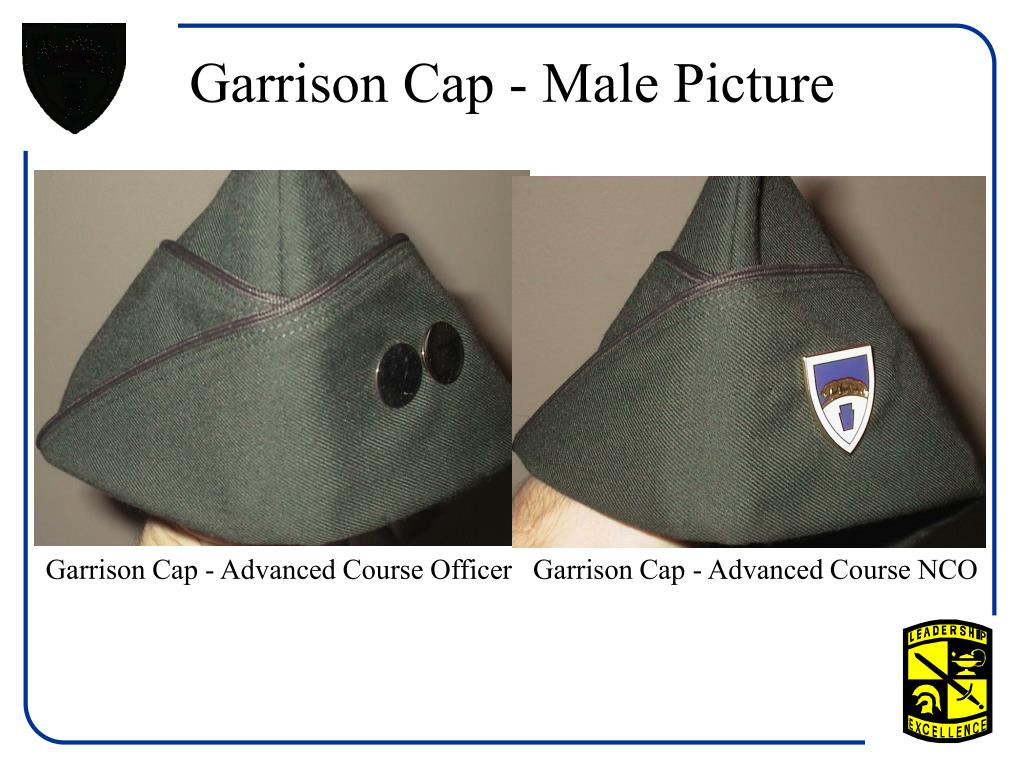 Garrison Cap - Male Picture