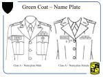 green coat name plate19