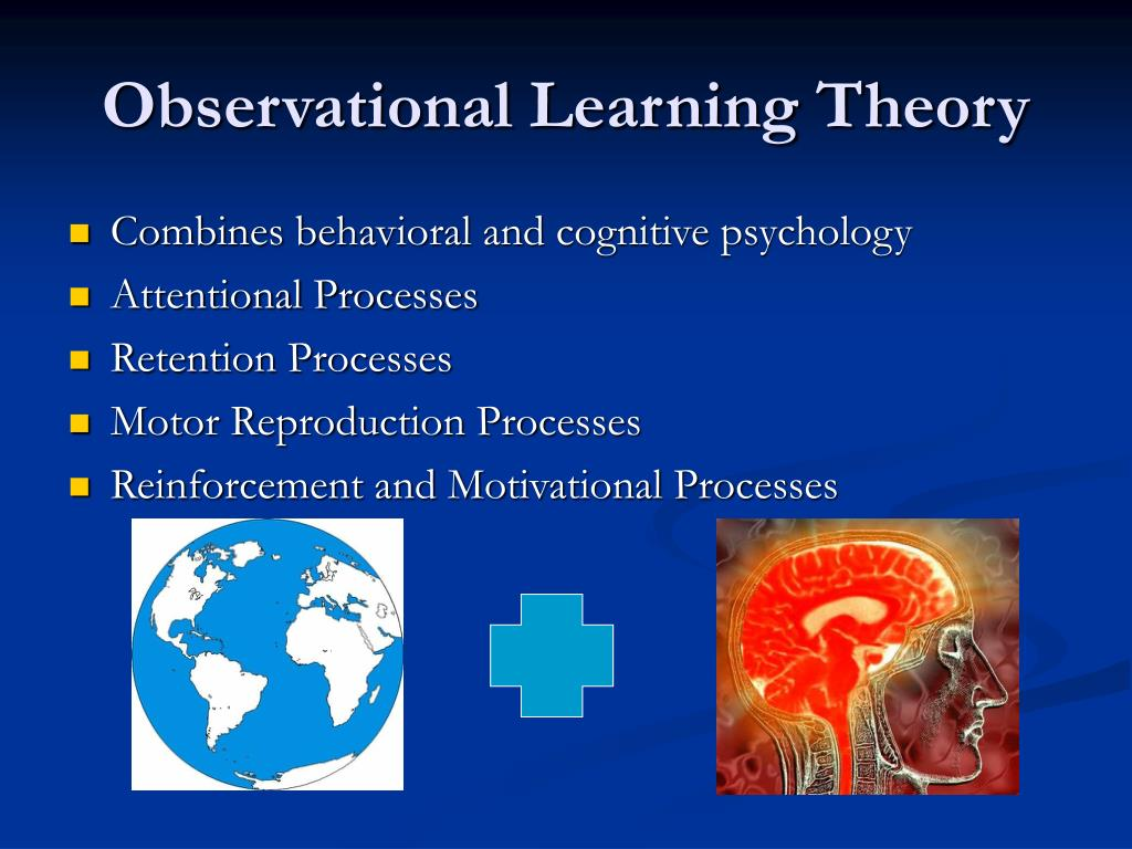 bandura observational learning In the early 1960s, albert bandura began a series of writings that challenged the older explanations of imitative learning and expand the topic into what is now referred to as observational learning according to bandura, observation learning may or may not involve imitation for example if you see.