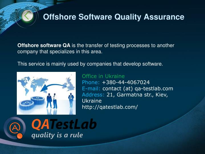 Offshore software quality assurance2 l.jpg