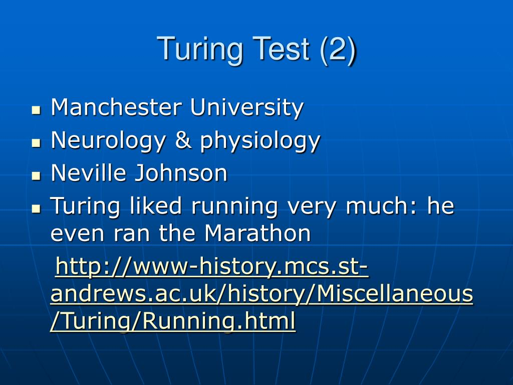 Understanding Alan Turing and his Scientific Legacy PowerPoint Presentation, PPT - DocSlides
