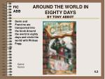 around the world in eighty days by tony abbot