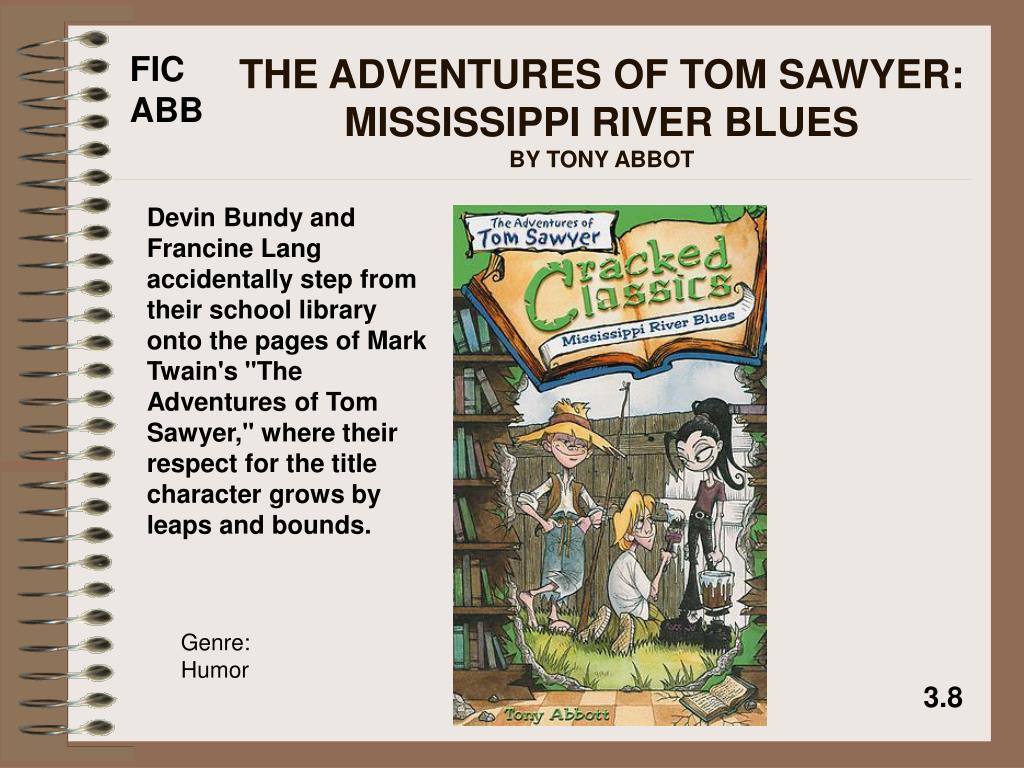THE ADVENTURES OF TOM SAWYER: MISSISSIPPI RIVER BLUES