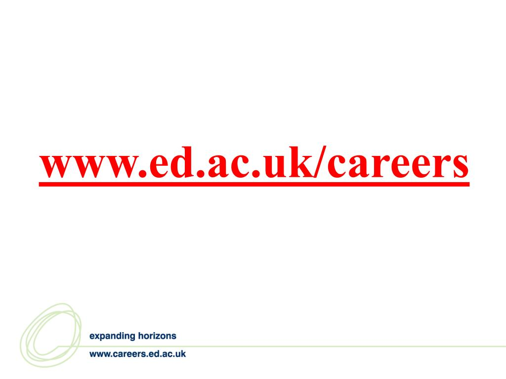 www.ed.ac.uk/careers