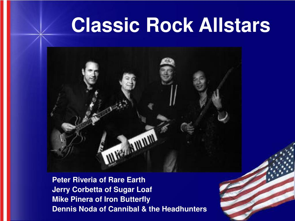 Classic Rock Allstars