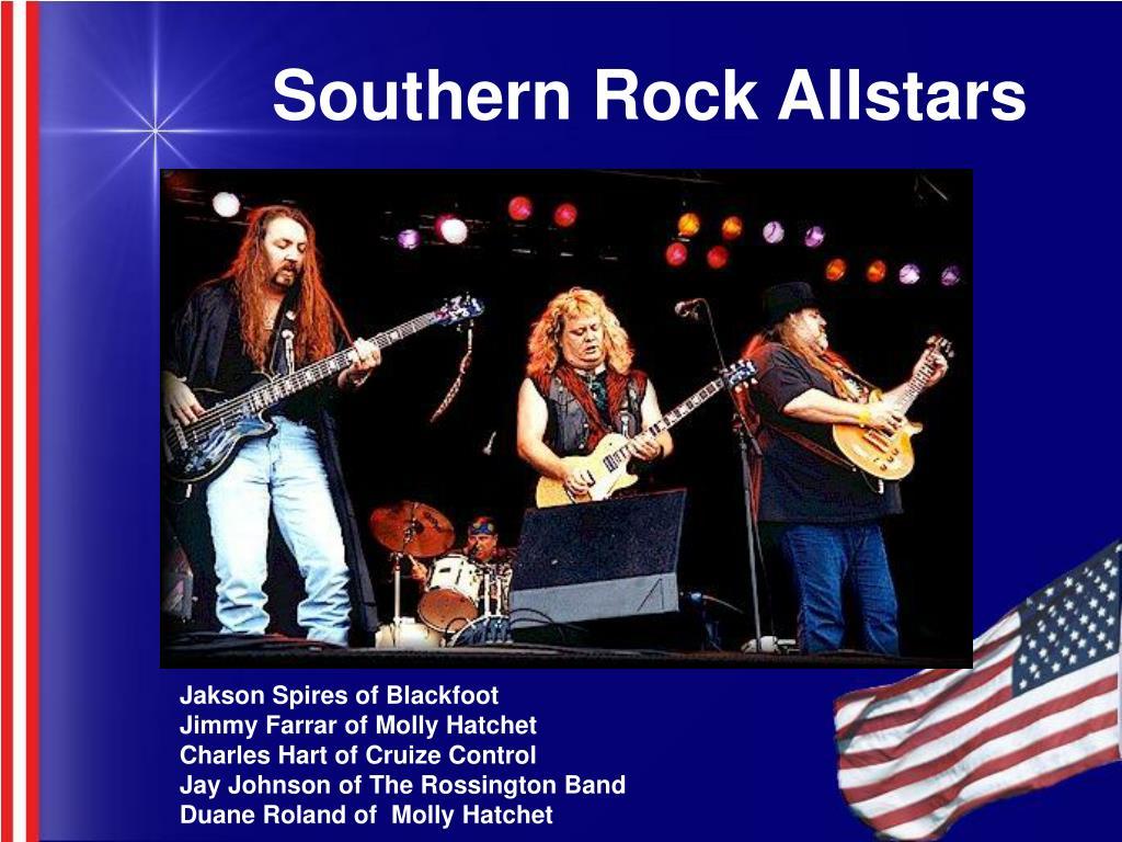 Southern Rock Allstars