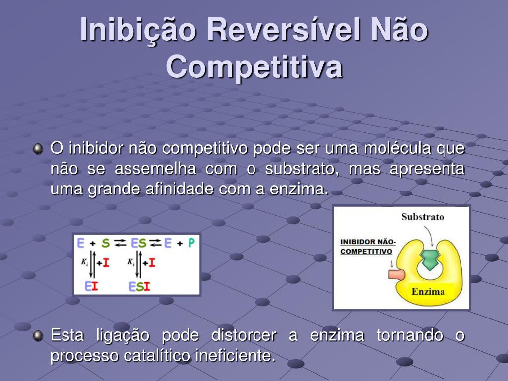 Inibição Reversível Não Competitiva