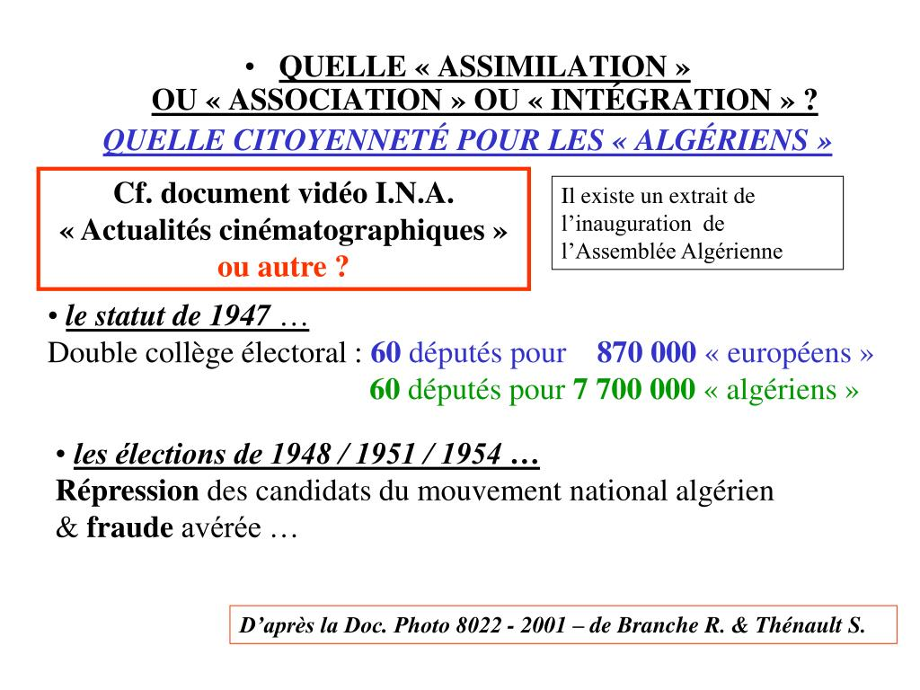 Cf. document vidéo I.N.A. «Actualités cinématographiques»