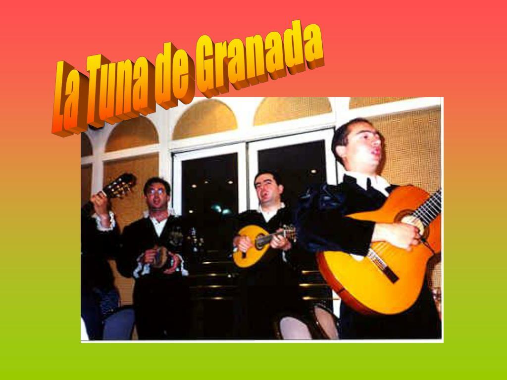 La Tuna de Granada