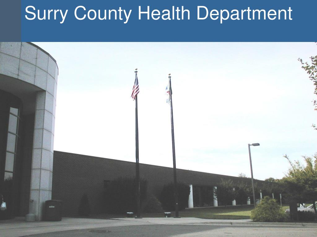 Surry County Health Department