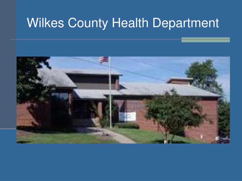 Wilkes County Health Department