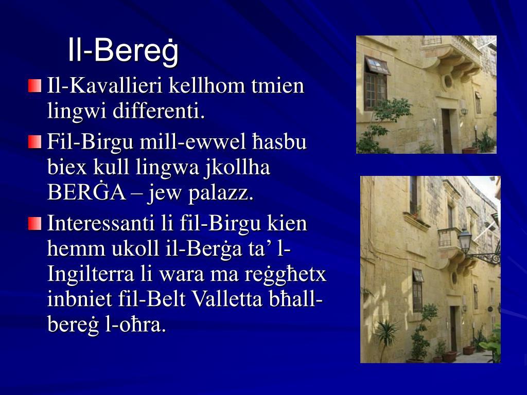 Il-Bereġ