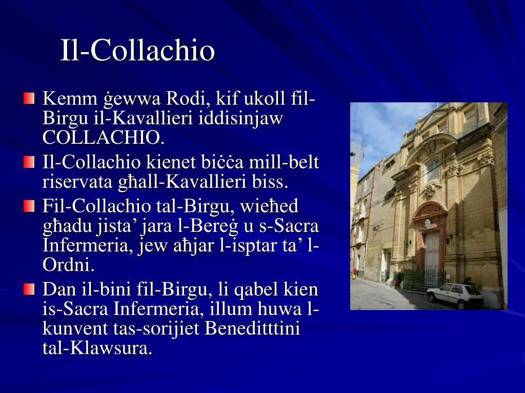 Il-Collachio