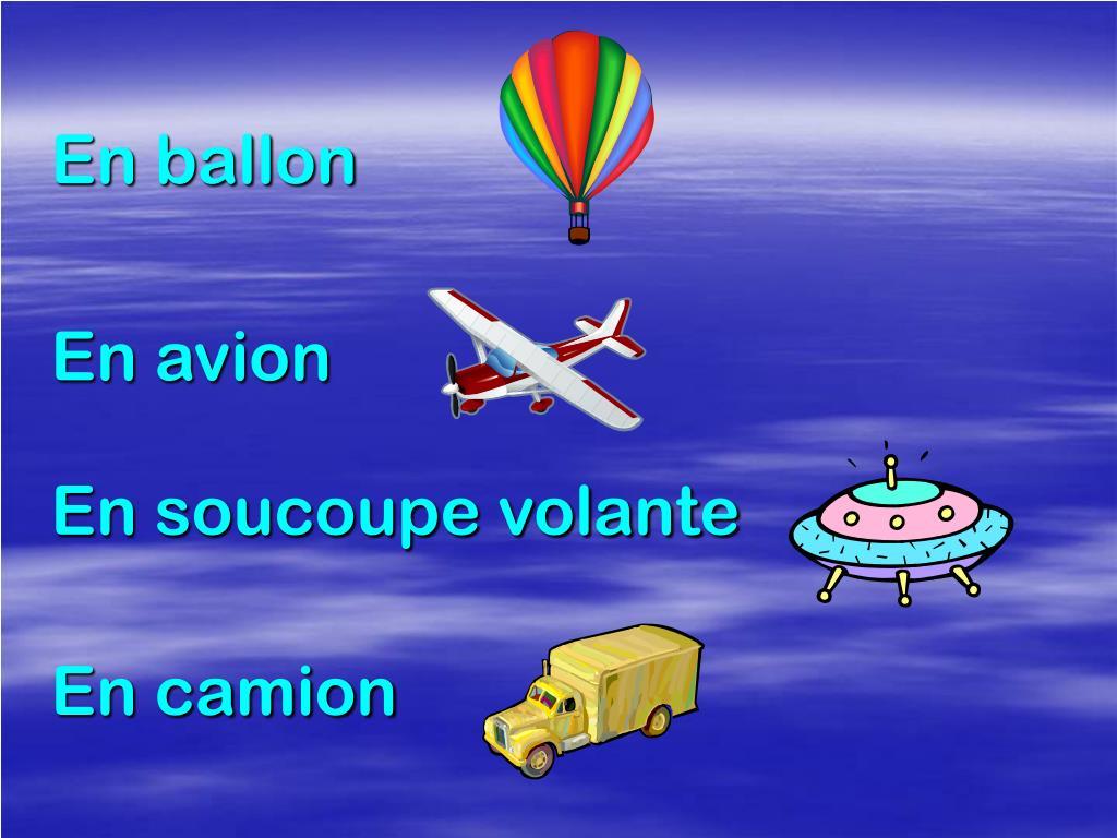 En ballon