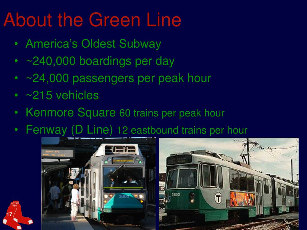 About the Green Line